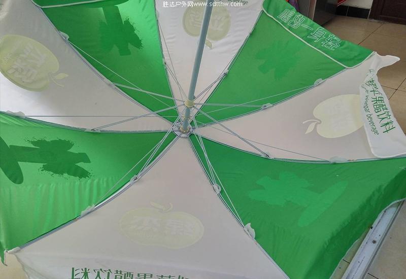 珠江啤酒定制夜市外擺配套廣告傘